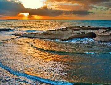 sarchittu_tramonto